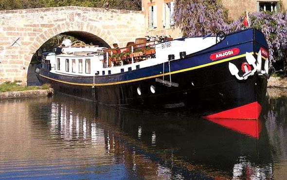 'Anjodi' - Canal du Midi
