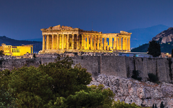 Greece: Athens & the Aegean