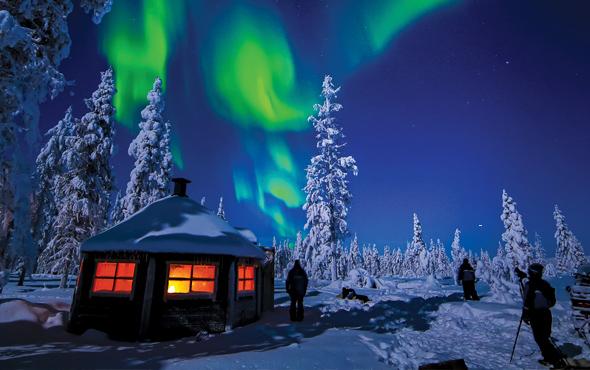 Northern Lights of Lapland