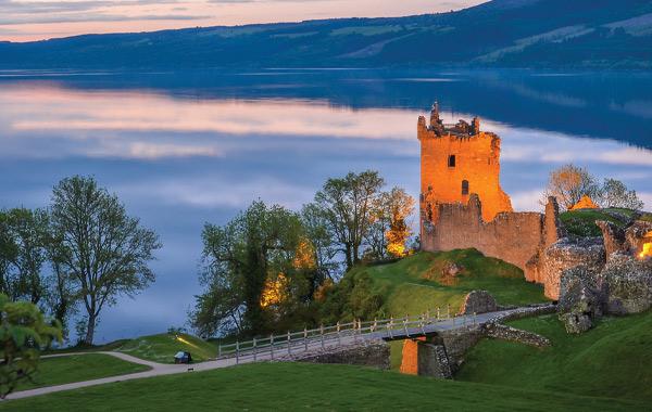 Scotland: Edinburgh & the Highlands