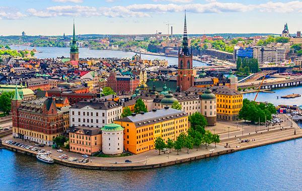 Cruising the Baltic Sea: Copenhagen to St. Petersburg