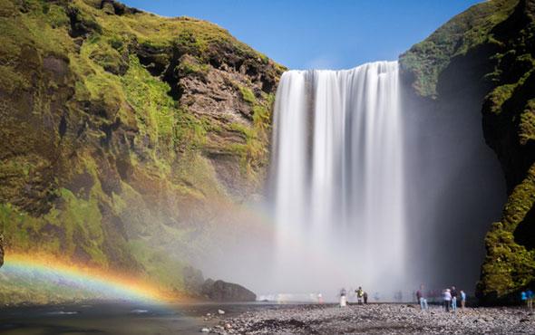 Iceland: Geysers & Glaciers