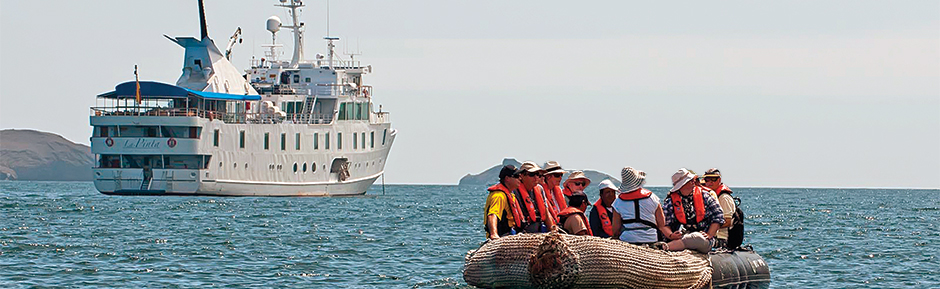 Eastern Galapagos Cruise + Quito
