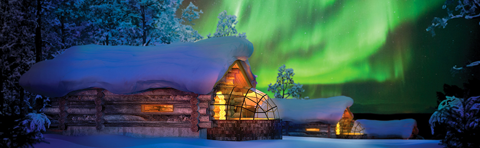 Finland's Lapland - Winter
