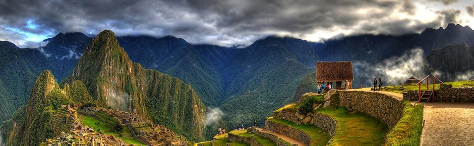 Grandeur of Peru
