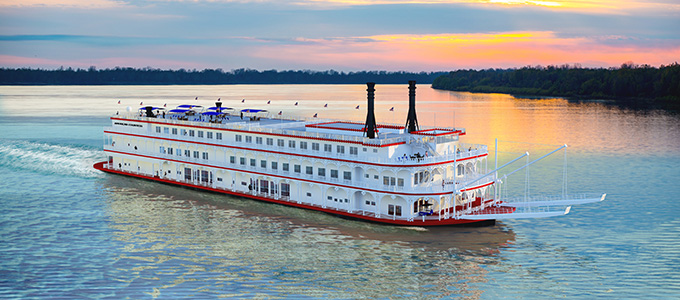 Red Wing (Minneapolis) to Alton (St. Louis) 8-Day Sailing — Mark Twain's Mississippi 2020 (American Countess)