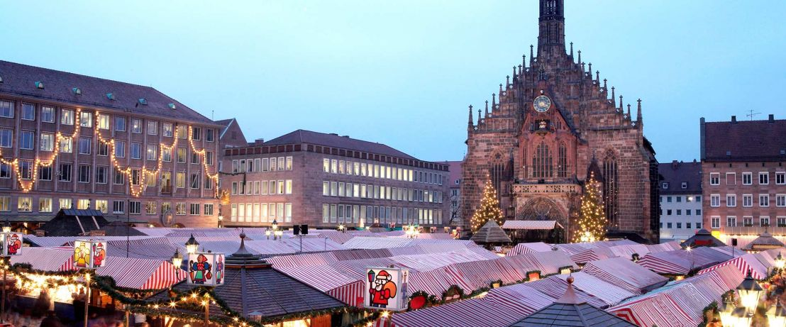 Christmas Markets with Paris