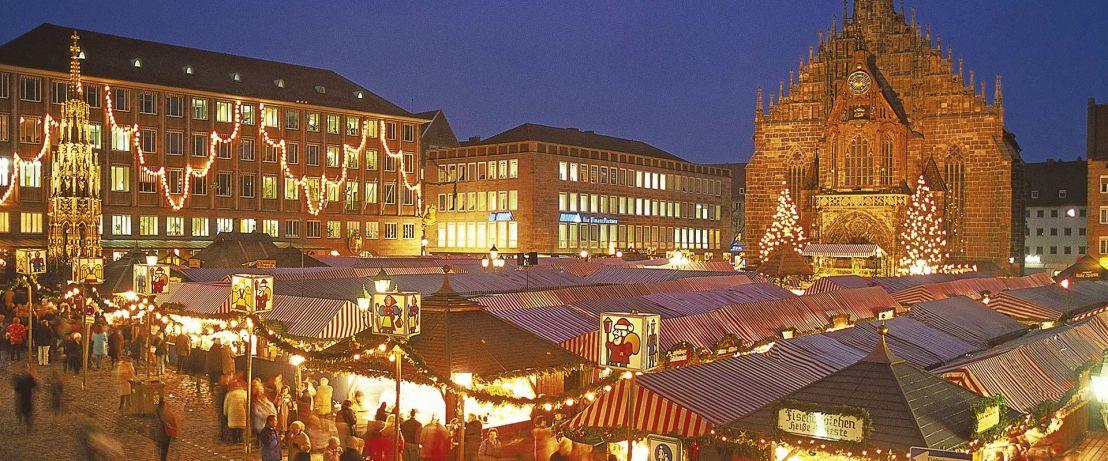 Christmas Markets with Prague & Paris