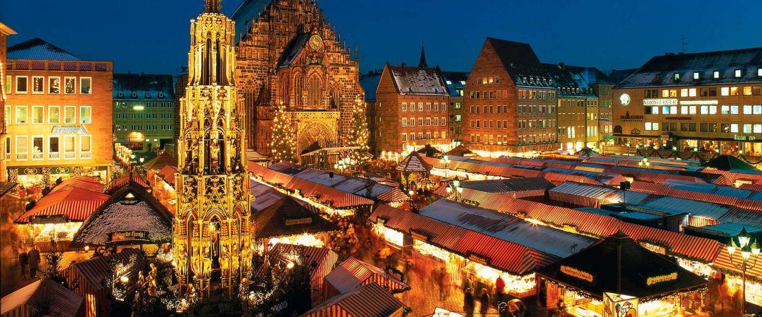 Christmas Markets with Prague