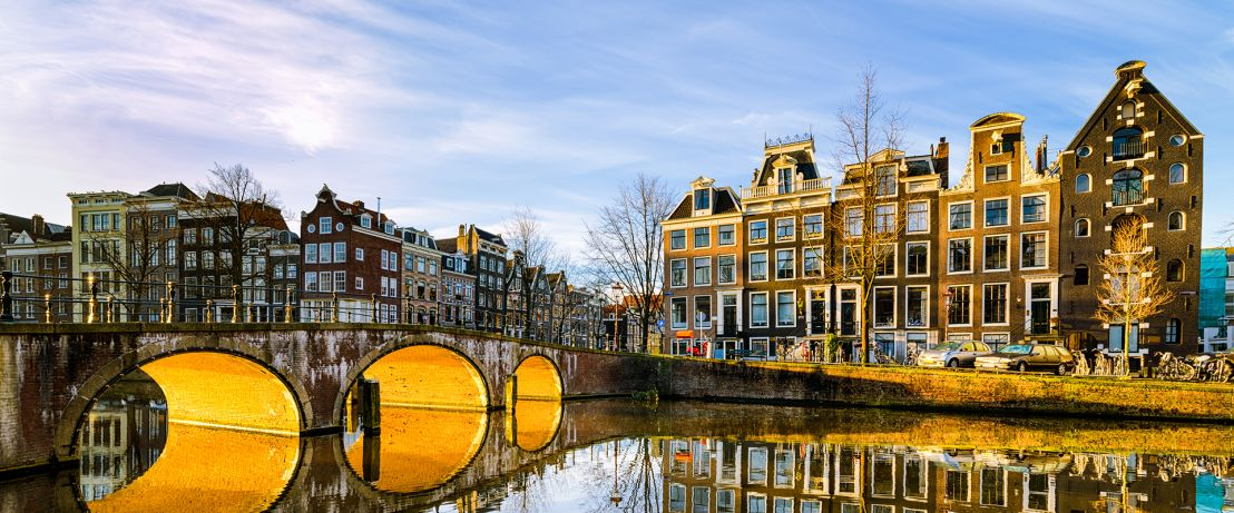 The Charms of Holland & Belgium