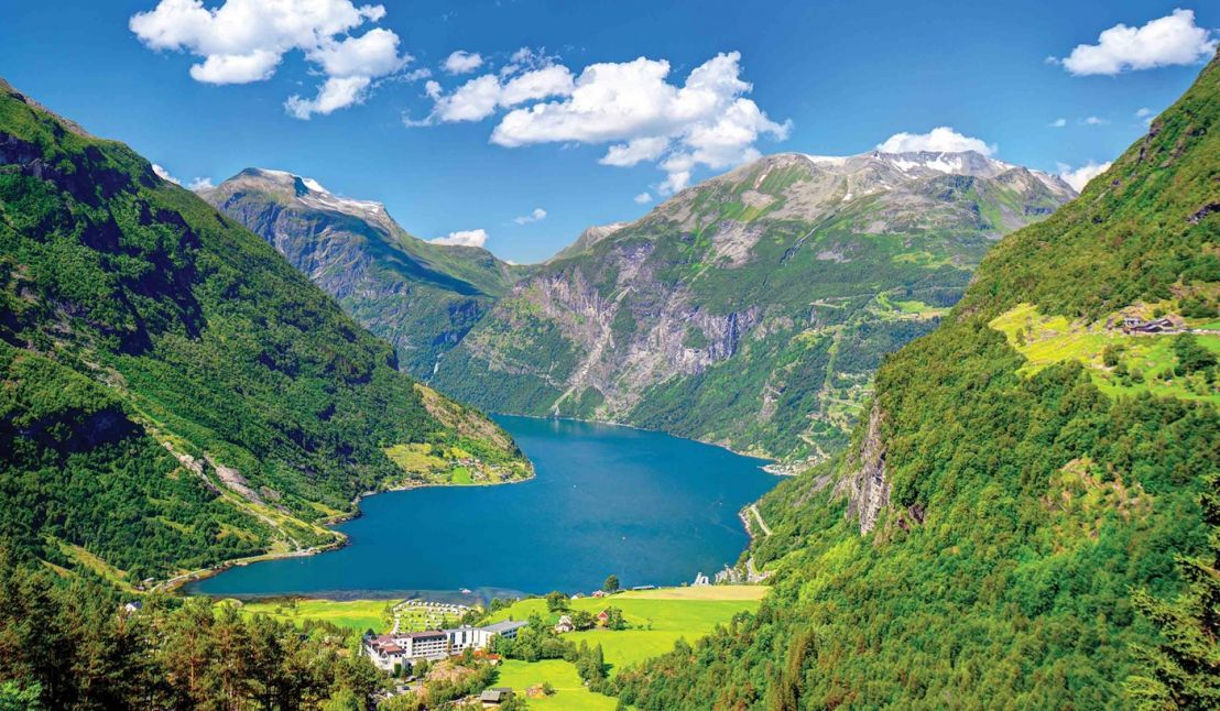 Norwegian Fjords & Coastal Treasures  - Eastbound