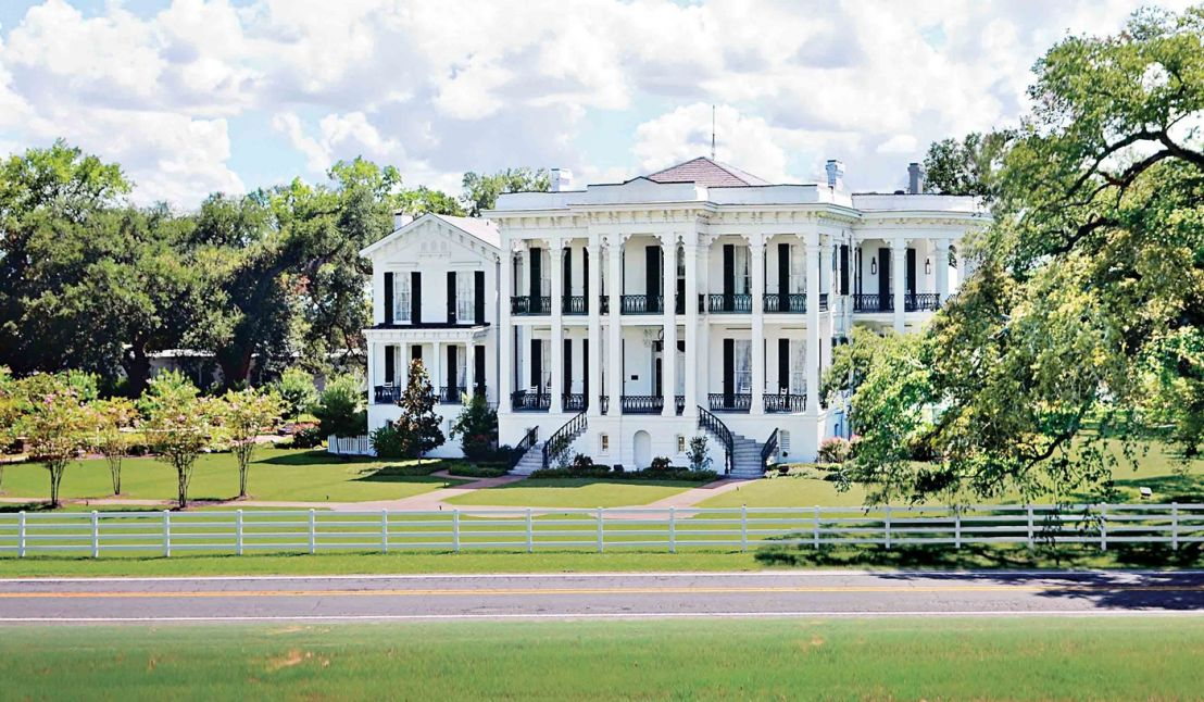 New Orleans & Mississippi River Plantation Country