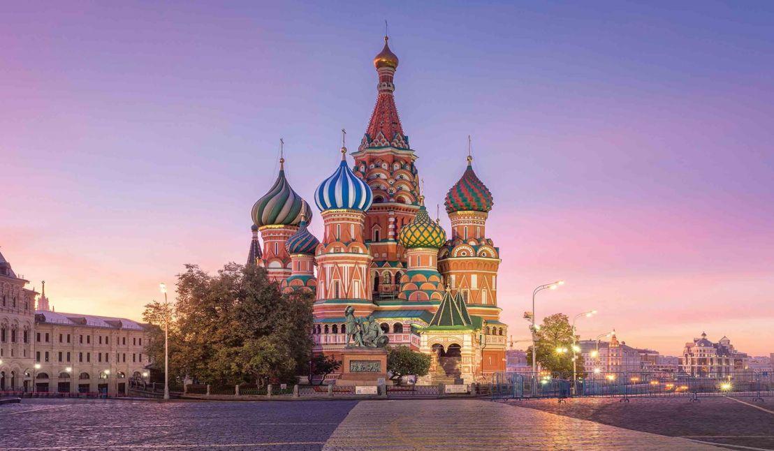 Russian Glories, Baltic Treasures