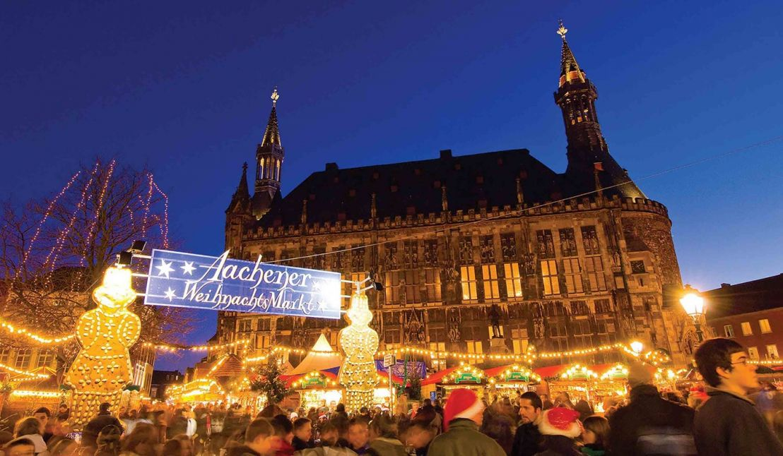 Christmas Markets Along the Rhine  - Southbound