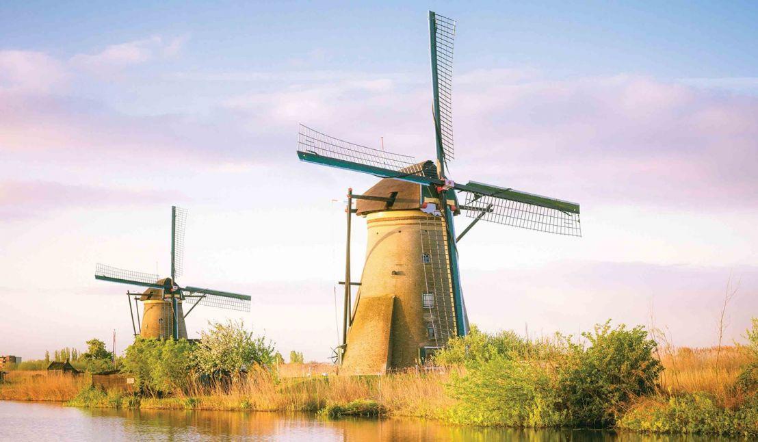 Belgium & Holland in Spring - Northbound