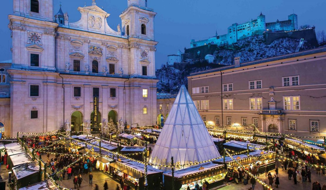 Christmas Markets Along the Danube - Eastbound