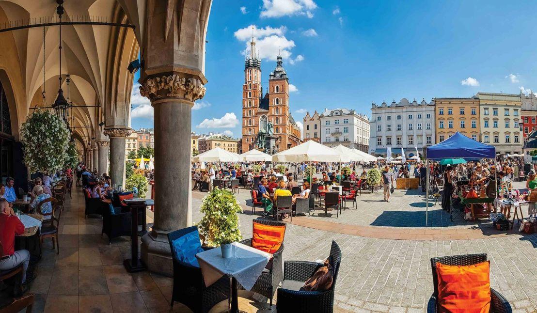 Warsaw, Budapest, Vienna & Prague