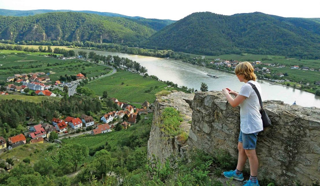 Blue Danube: Family Riverboat Adventure - Westbound