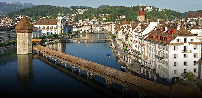 The Romantic Rhine: Basel to Amsterdam - Northbound