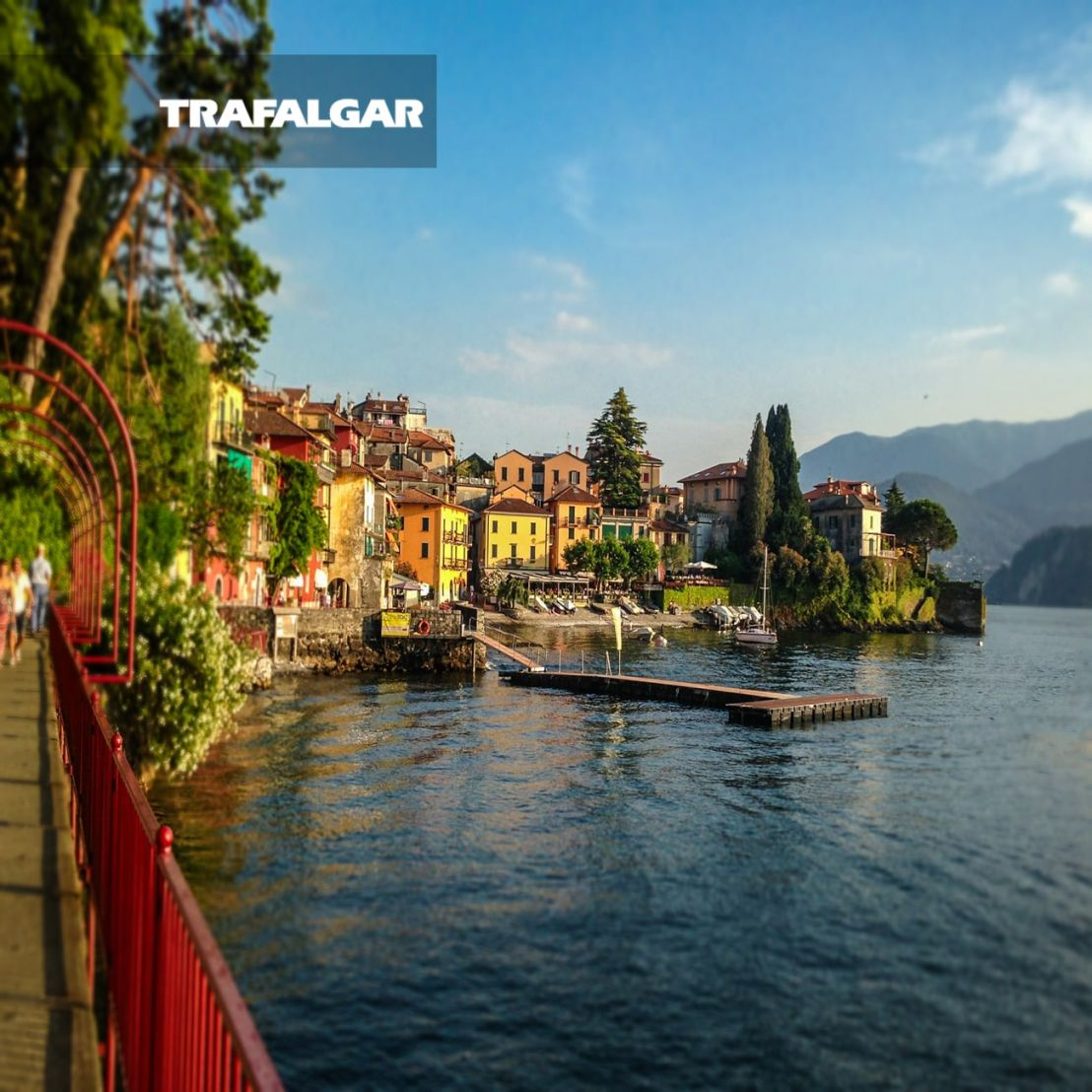 Highlights of the Italian Lakes Summer 2019