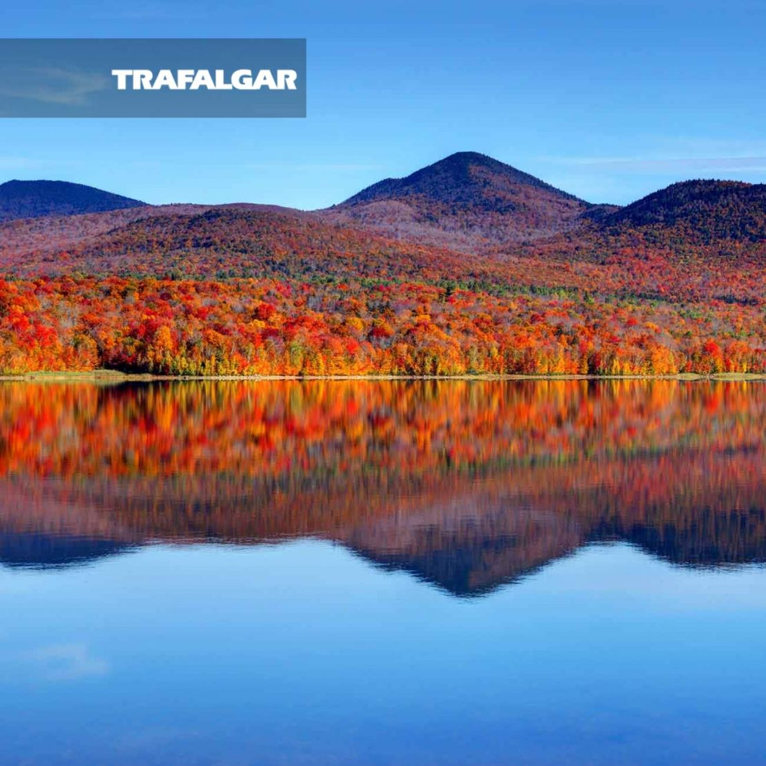 Fall Colors of New England Summer 2019