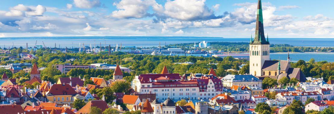 Warsaw and Baltic States (Summer 2019)