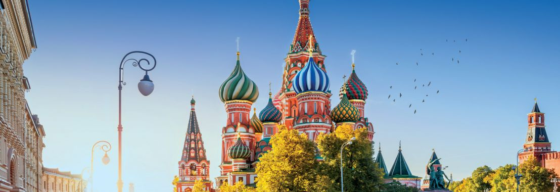 Remarkable Russia with Trans-Siberian Option (Summer 2019) - Luxury Gold