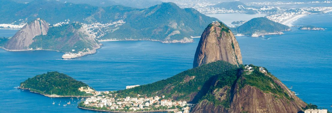 Classic South America (Summer 2019) - Luxury Gold