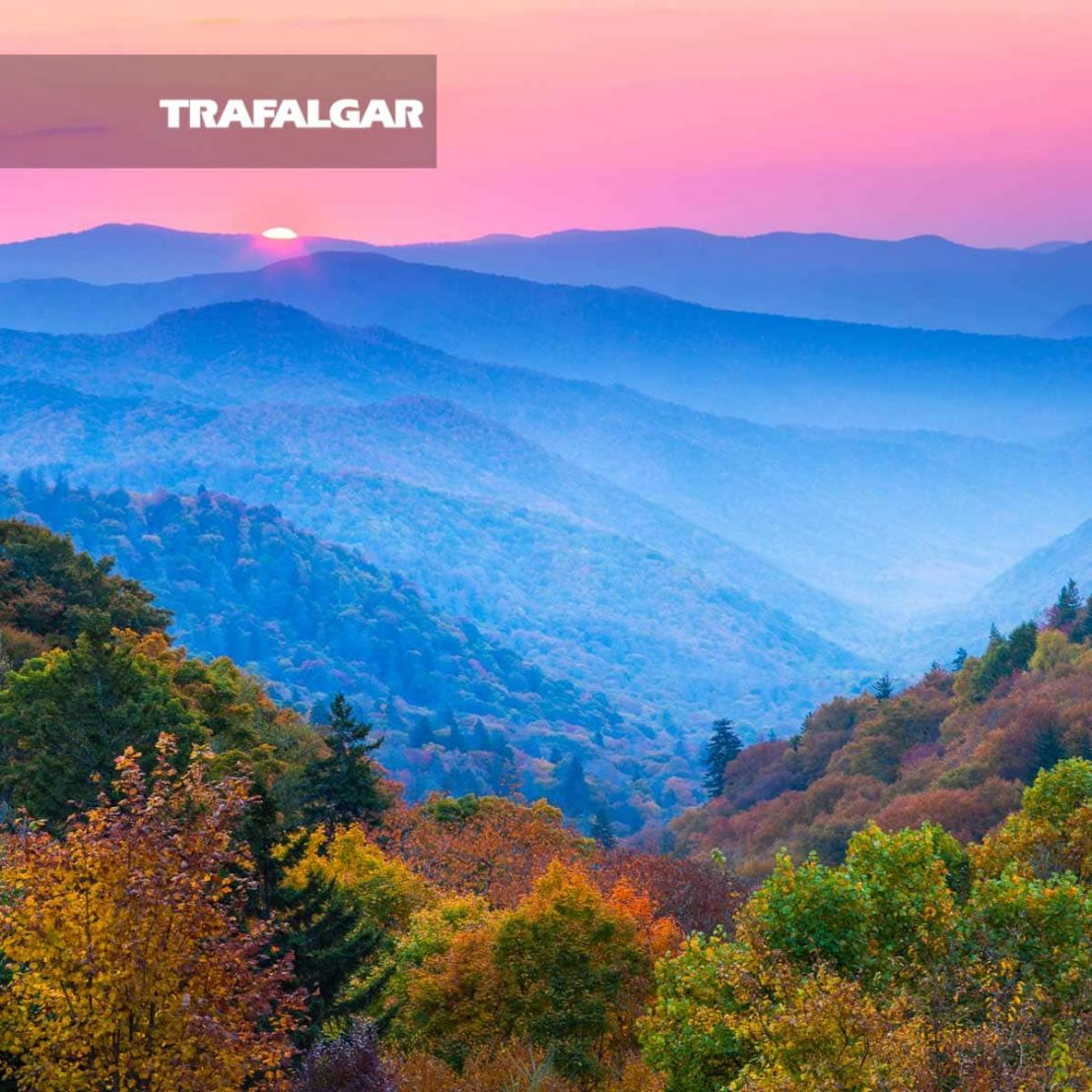 Heart of the South with the Great Smoky Mountains Summer 2020