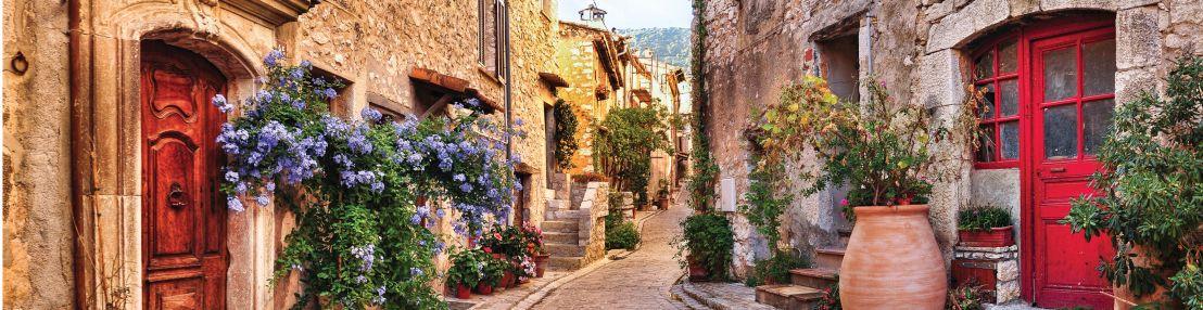 Burgundy & Provence 2020 (Avignon to Lyon)