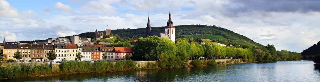 Castles along The Rhine 2019 (Basel to Amsterdam)