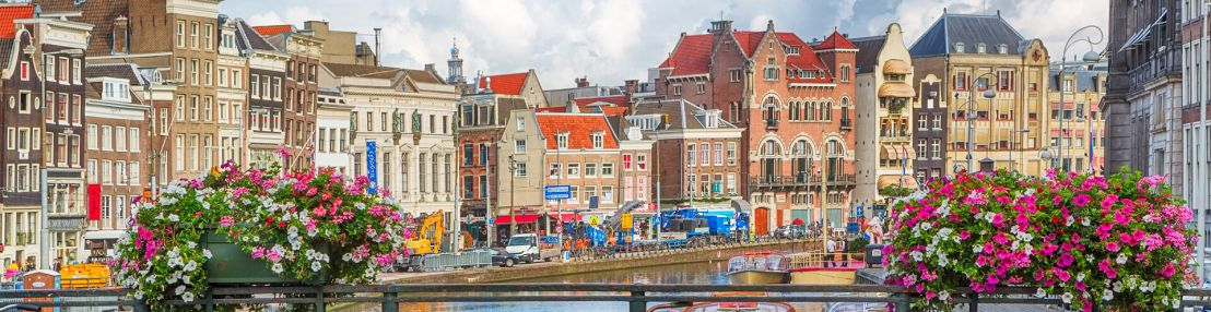 Holland & Belgium at Tulip Time 2019 (Brussels to Amsterdam)