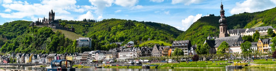Magnificent Moselle & Rhine 2019 (Cologne to Frankfurt)