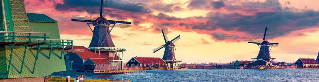 Remarkable Rhine & Historic Holland 2019 (Amsterdam to Basel)
