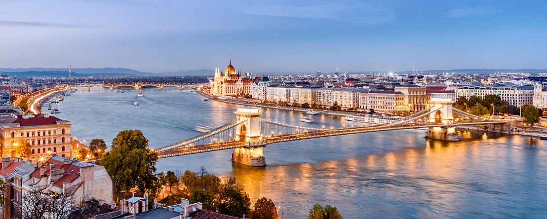 A Taste of the Danube  – Cruise Only Westbound 2019 - 4 days Budapest to Vienna