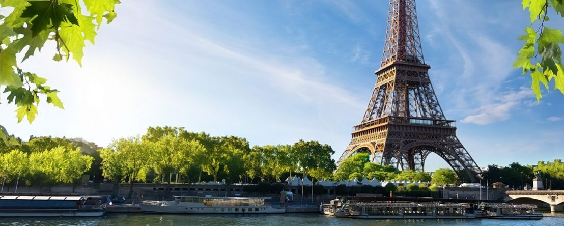 Reflections on the Seine – Southbound 2019 - 9 days Paris to Paris