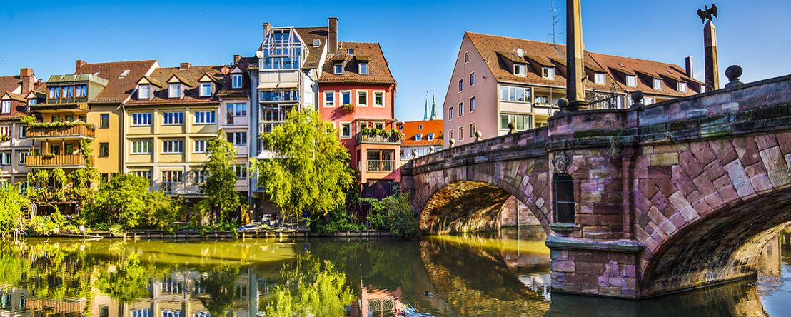 Central European Experience – Cruise Only Westbound 2019 - 8 days Nuremberg to Remich