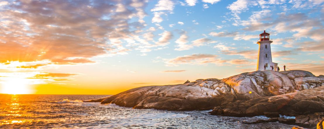 Maritimes Adventure 2019 - 13 days from Boston to Boston