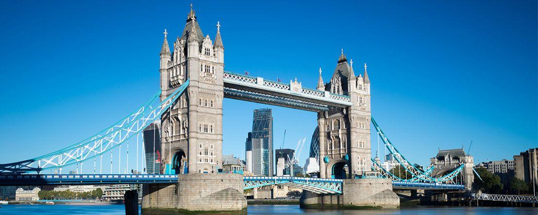 British Escape 2019 - 7 days from London to Edinburgh