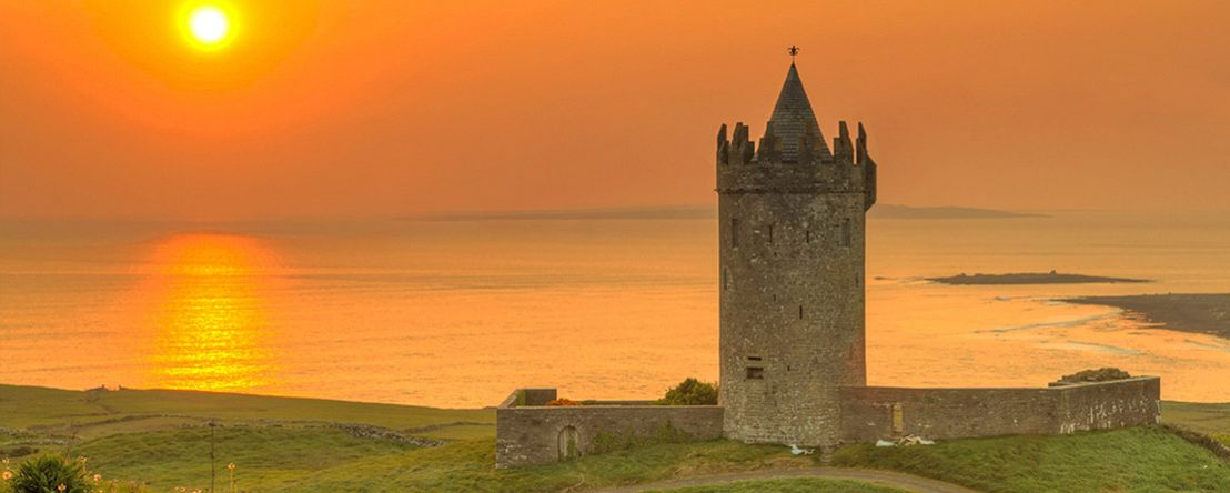 Irish Escape 2019 - 7 days from Dublin to Dublin