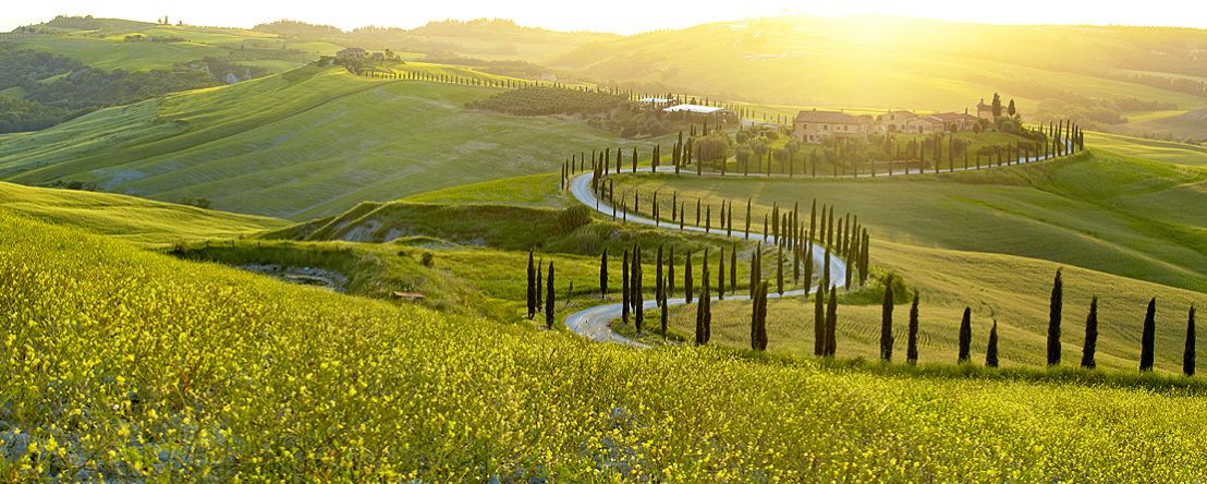 Gems of Umbria & Tuscany 2019 - 9 days from Rome to Rome