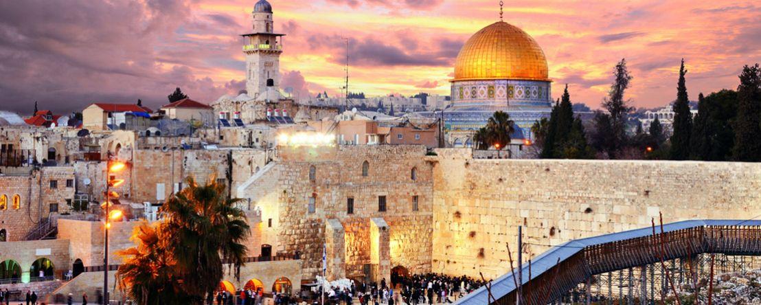 Journey Through the Holy Land - Faith-Based Travel 2019 - 9 days from Tel Aviv to Jerusalem