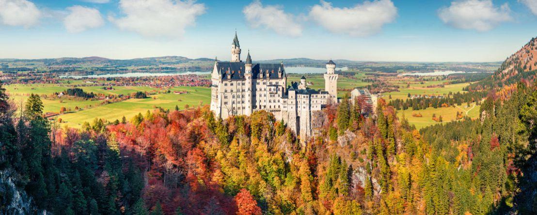 German Vista 2019 - 8 days from Berlin to Munich