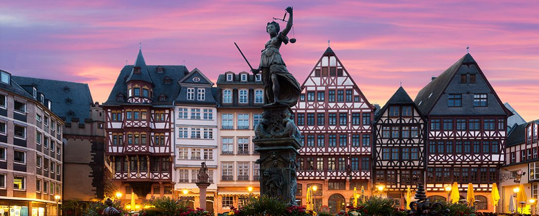 German Highlights 2019 - 12 days from Frankfurt to Frankfurt