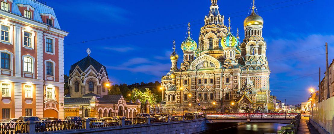 Northern Capitals with St. Petersburg 2019 - 13 days from Copenhagen to St. Petersburg
