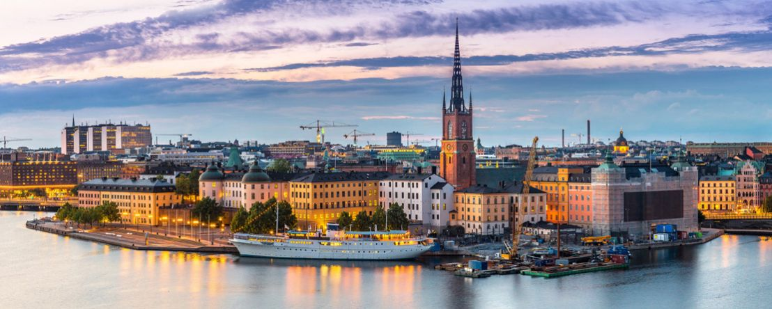 Northern Capitals with St. Petersburg & Moscow 2019 - 16 days from Copenhagen to Moscow