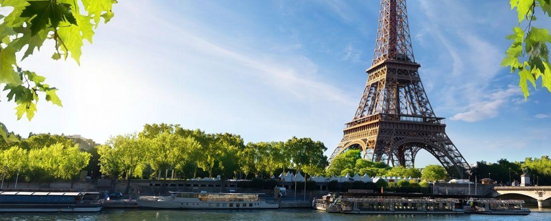 Cosmopolitan Europe 2019 - 17 days from London to Paris
