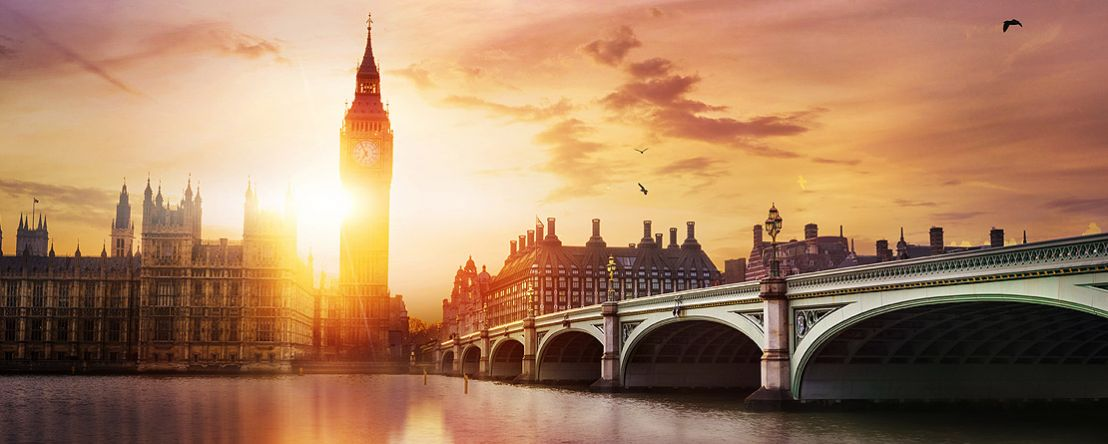 All About Europe with London 2019 - 32 days from London to London