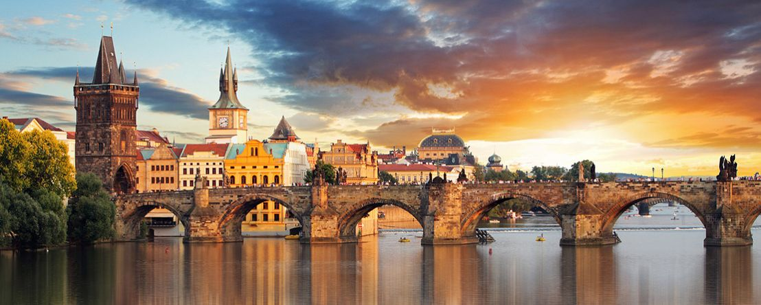 Central European Experience with 2 Nights in Prague (Westbound) 2020 - 10 days Prague to Remich