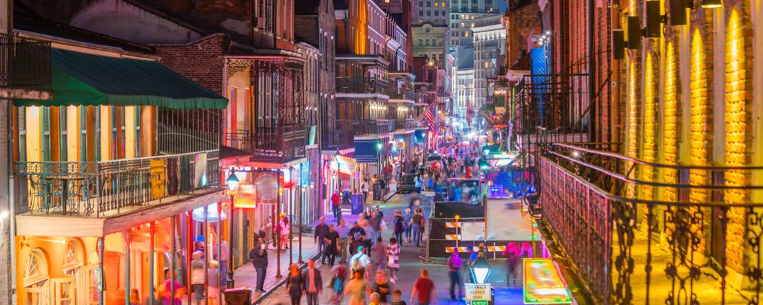 America's Musical Heritage with Extended Stay in New Orleans 2020 - 12 Day Tour from Nashville to New Orleans